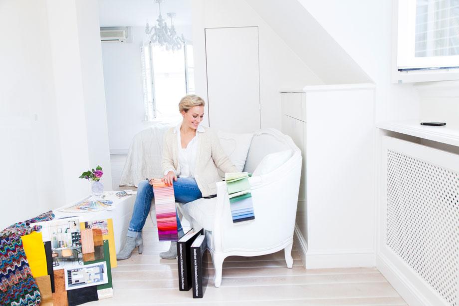 Interieurstylist advies ontwerp en styling for De jong interieur